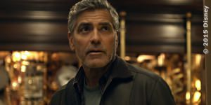 George Clooney in A World Beyond, FILM.TV
