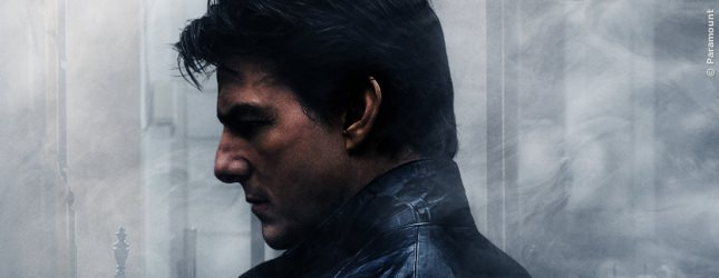 Tom Cruise als Ethan Hunt!