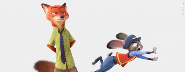 Zoomania Outtakes: diese Figuren haben es nicht in den Film geschafft - Bild 1 von 2