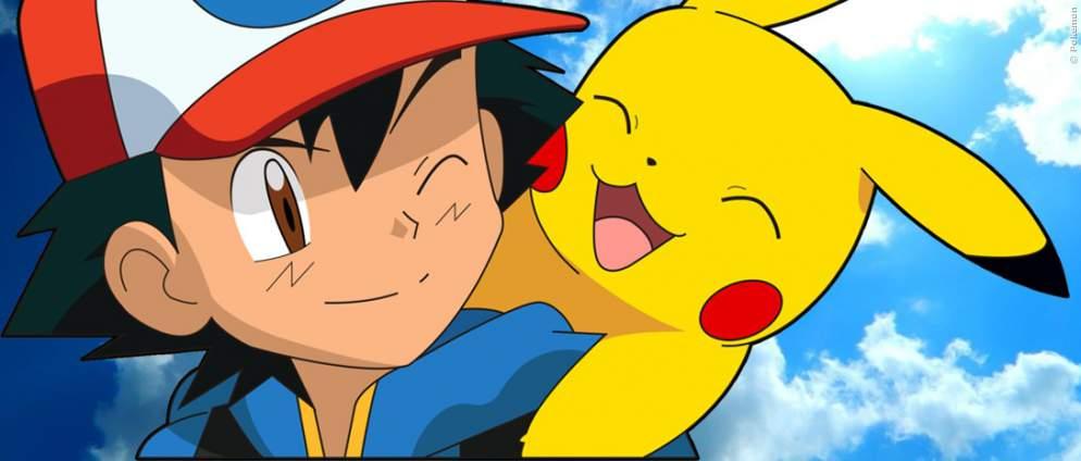 Pokémon: Neuer Look für Ash und ein neuer Begleiter