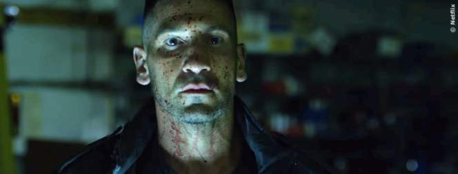 Jon Bernthal als The Punisher in Netflix Daredevil