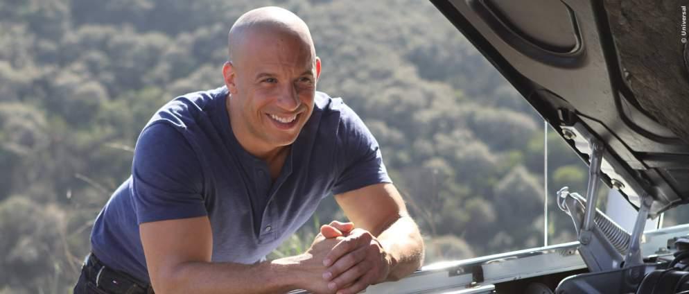 Corona: Nachricht von Vin Diesel und Sohn