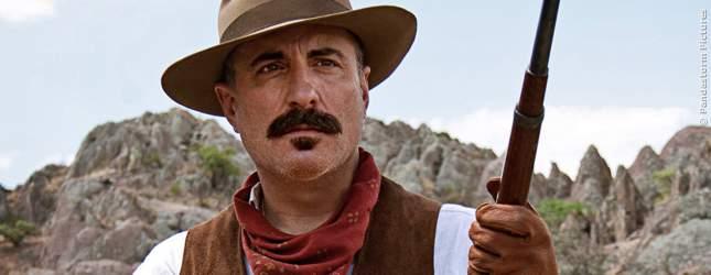 General Gorostietas (Andy Garcia) führt die Cristeros in die Schlacht.