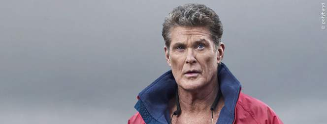 David Hasselhoff in der Comedyserie Hoff The Record