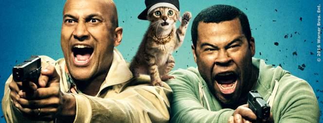 Plakat-Motiv zur Comedy Keanu - Her Mit Dem Kätzchen!