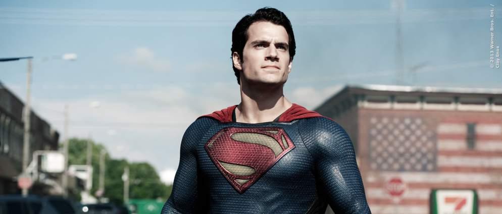 Superman: Star will Man Of Steel bleiben