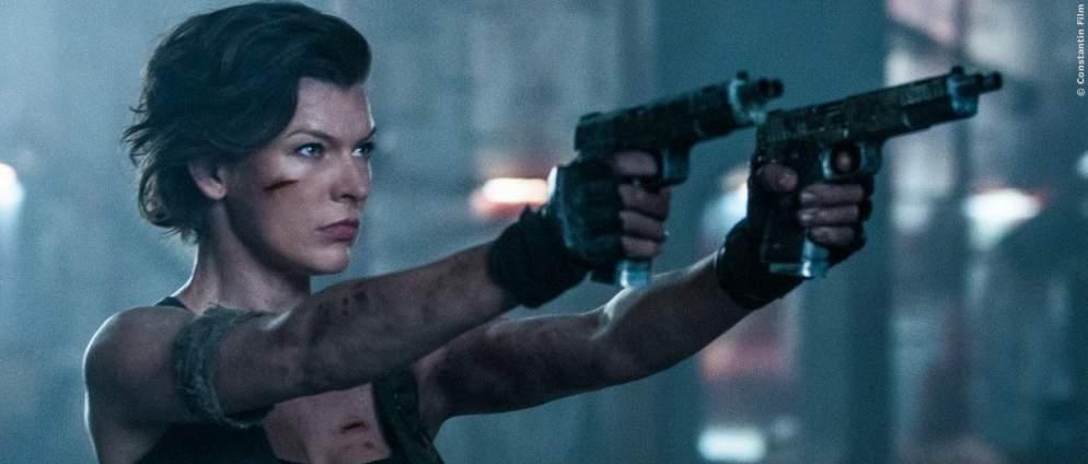 Resident Evil-Serie: Story aufgetaucht