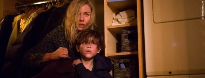 Jacob Trembley als verstörtes Waisenkind in Shut In