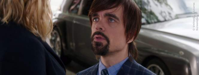 Peter Dinklage in der Comedy The Boss