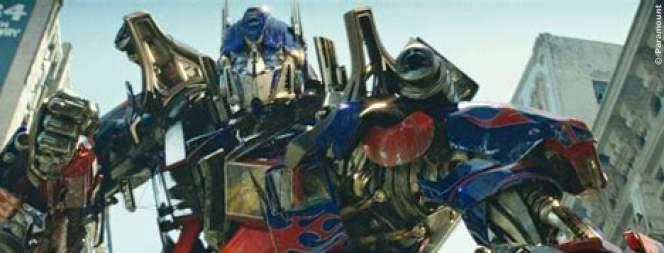 Bumblebee und Optimus Prime aus Transformers