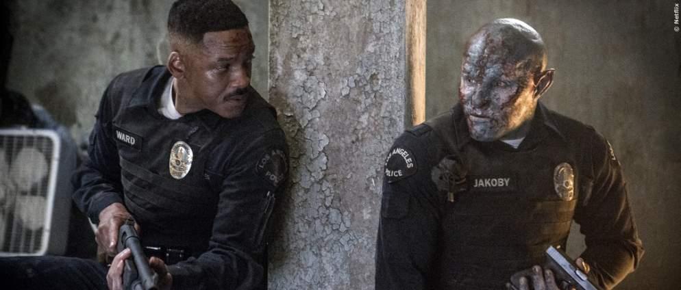 Bright 2: Netflix will Fortsetzung mit Will Smith