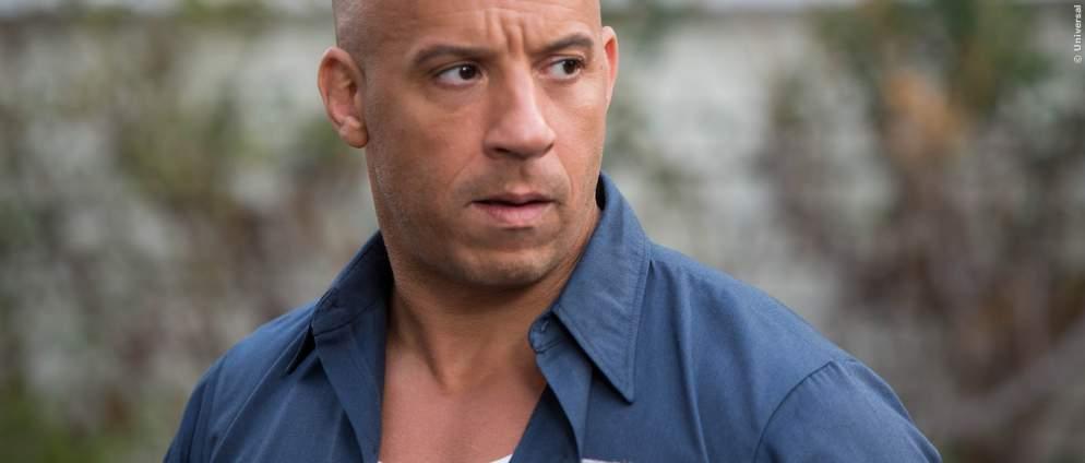 Fast And Furious: Vin Diesel war nicht erste Wahl
