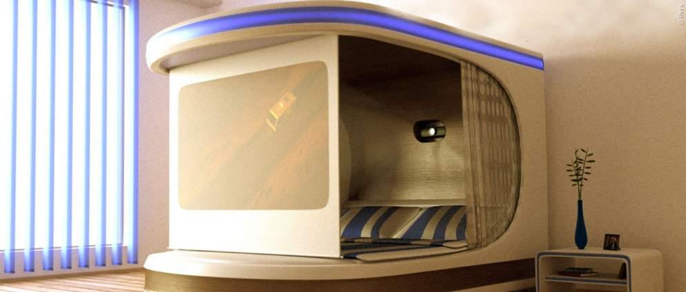 Video: Dieses Kino-Bett willst du sofort haben