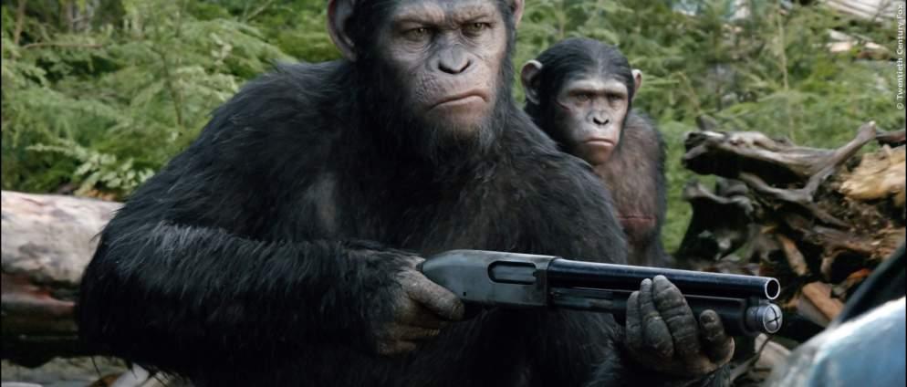 Planet Der Affen 4: Neuer Film in Arbeit