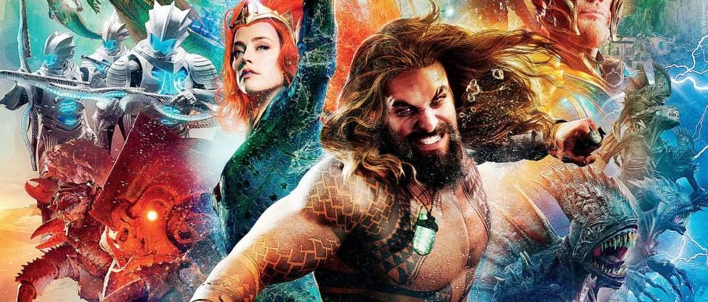 Aquaman 2 Gerücht: Hauptdarstellerin ersetzt
