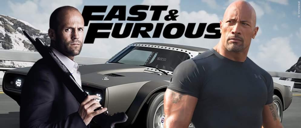 Fast And Furious 9: Spielt Jason Statham doch mit?