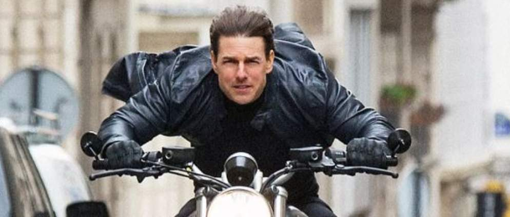 Mission Impossible 7: Irrer Stunt im Video