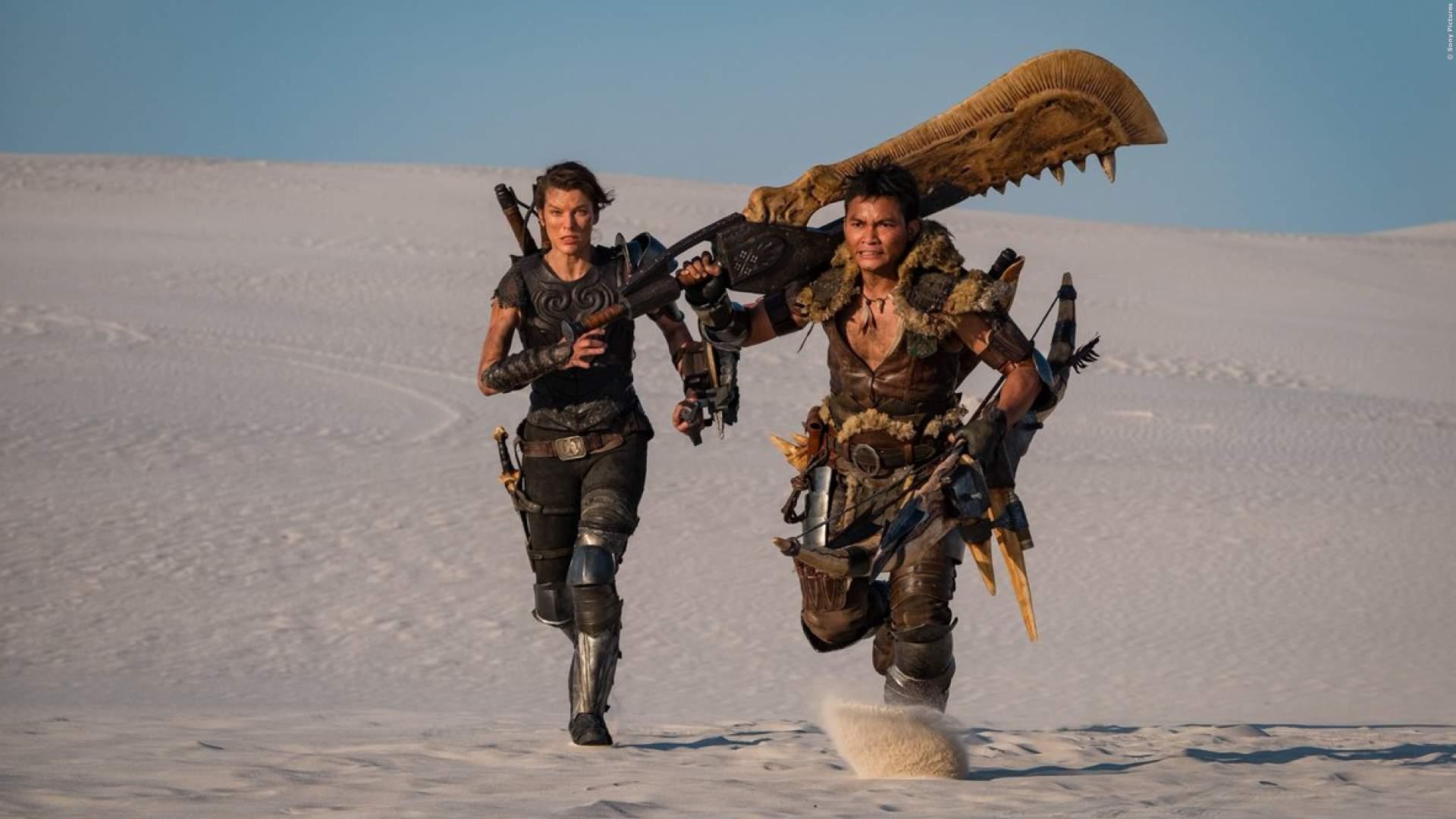 Monster Hunter Film: Erstes Bild mit Milla Jovovich - Bild 1 von 1