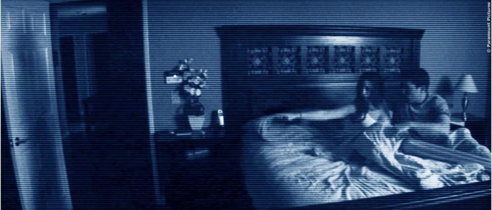 """Paranormal Activity"": Neustart ist abgedreht"