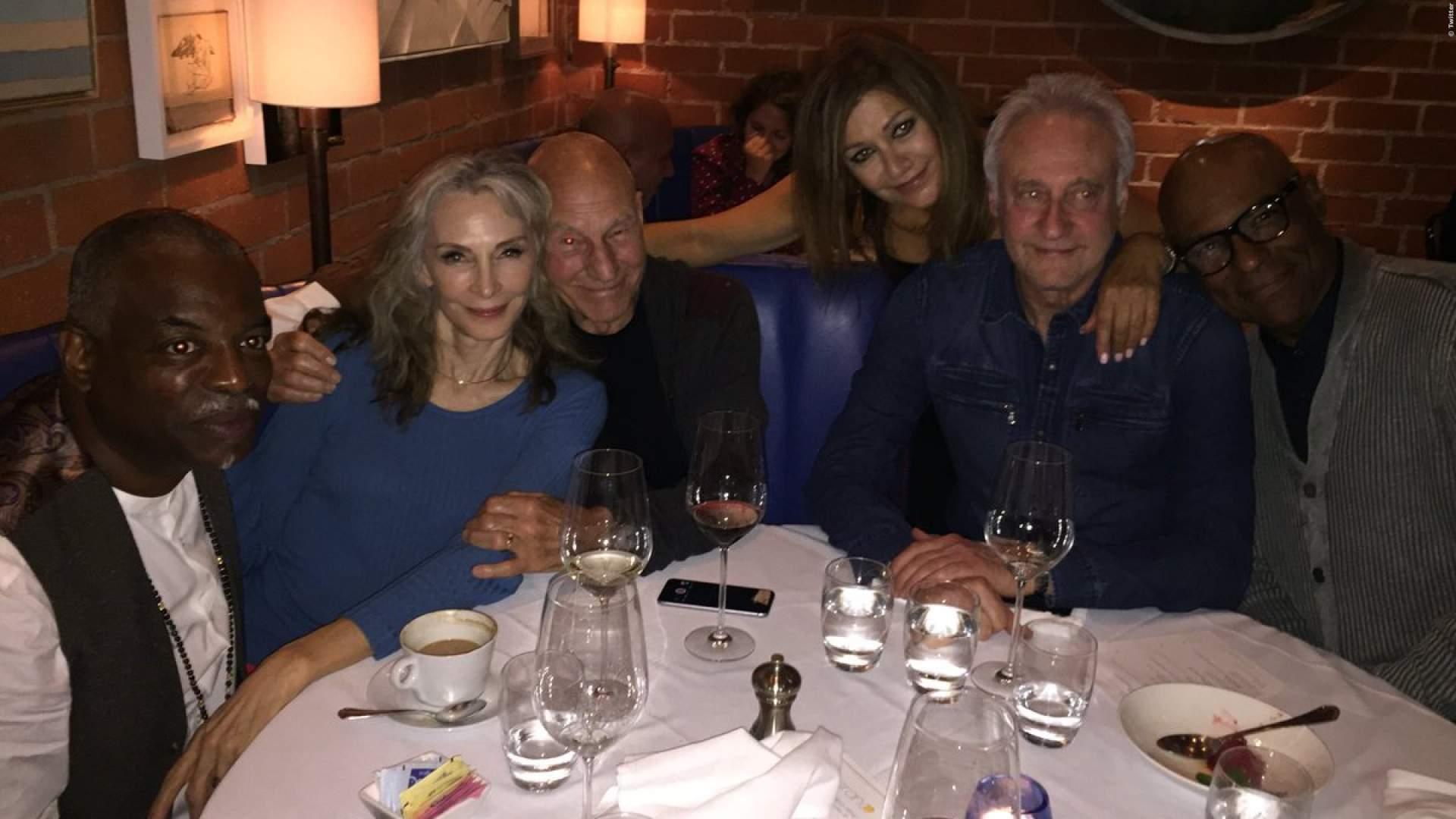 Star Trek: Enterprise-Reunion vor neuer Picard-Serie - Bild 1 von 1