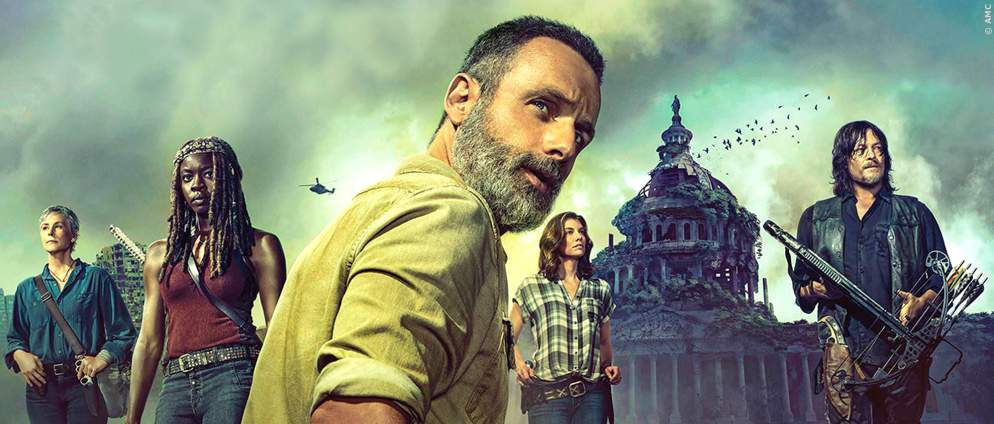 The Walking Dead: Staffel 10 im Free-TV