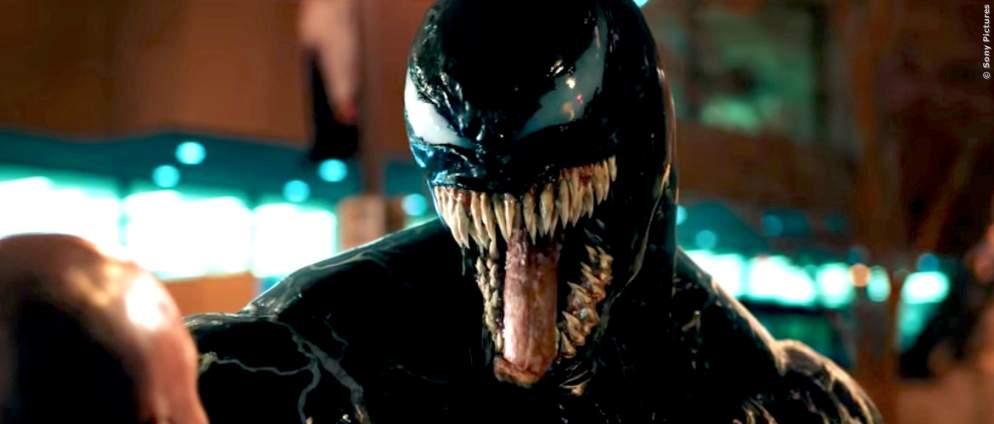 Venom 2: Das ist die neue Gegnerin Shriek