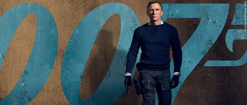 Alle James Bond 007 Filme in der richtigen Reihenfolge