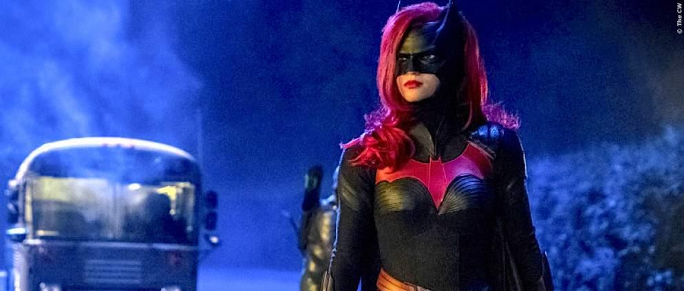 Batwoman: Not-OP für Ruby Rose nach Stuntunfall