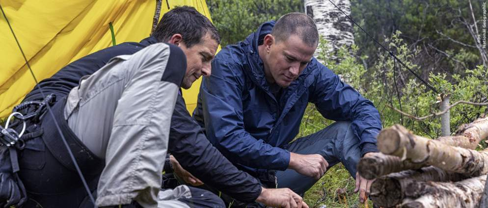 Bear Grylls: Stars am Limit - Neue Staffel im TV