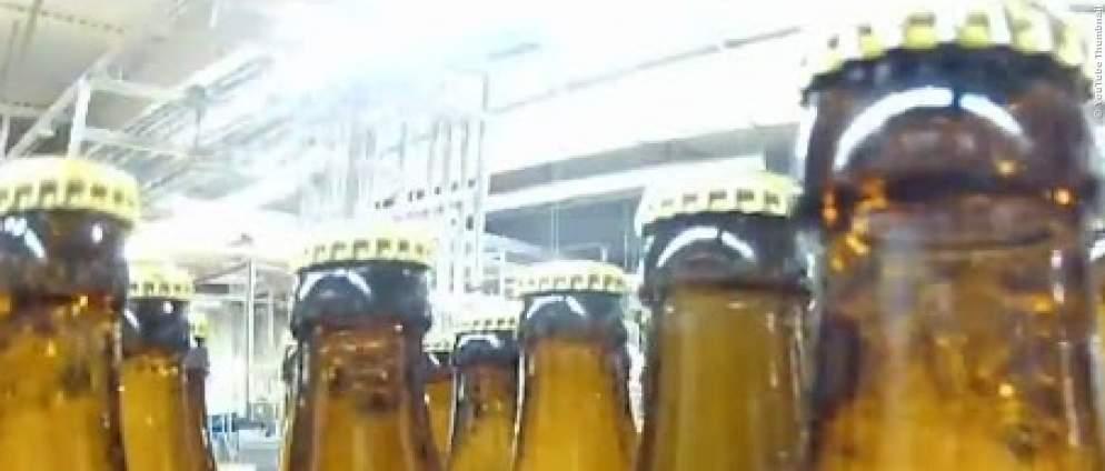 Bier kalt in 3 Minuten - so gehts!