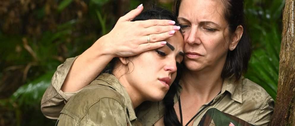 Dschungelcamp: Tag 6 - Alle lästern über Danni