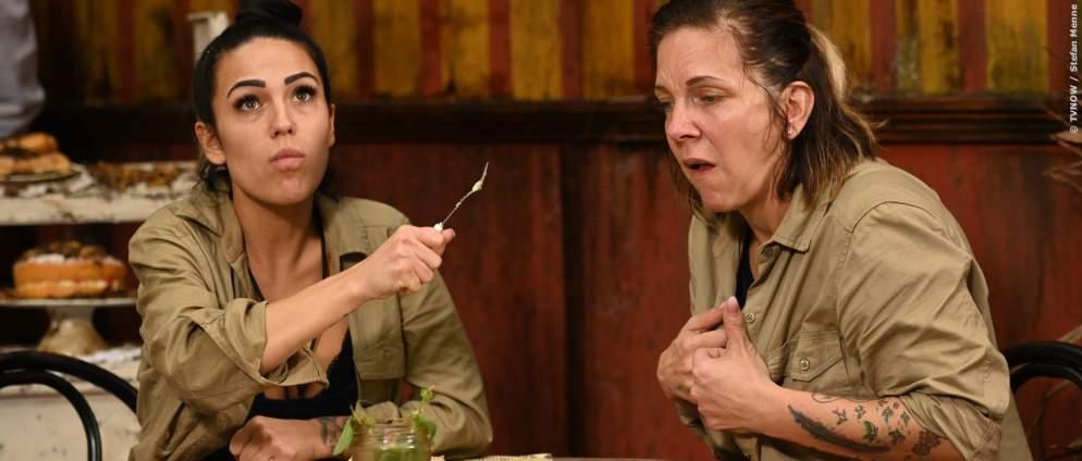 Dschungelcamp: Tag 7 - Rekord für Elena und Danni