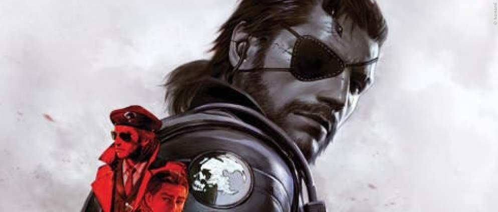 Metal Gear Solid: Star Wars-Star im Film?