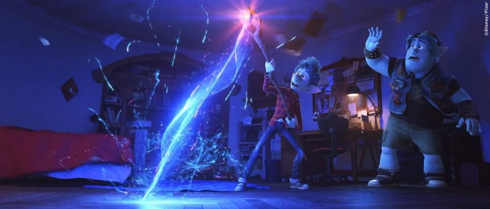 Onward: 1.Trailer zum neuen Disney Kino-Abenteuer