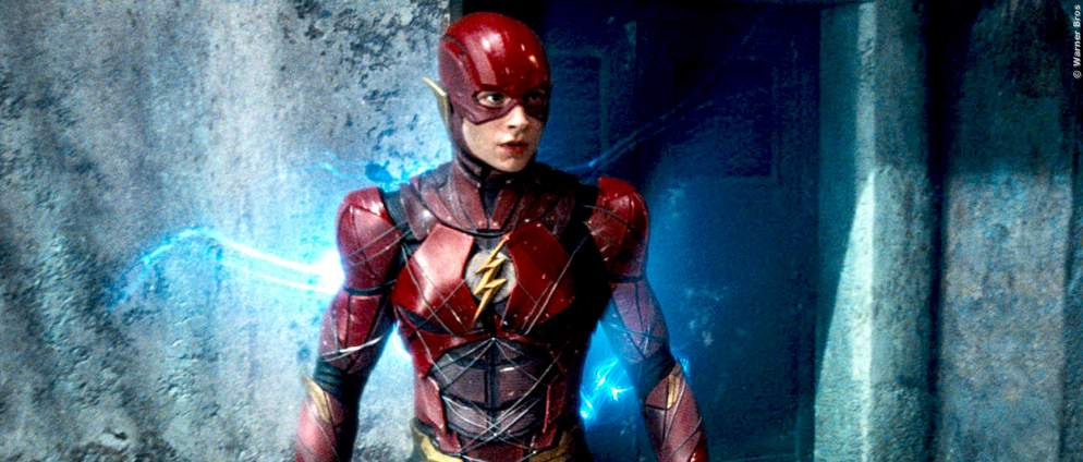 The Flash: Viele DC-Superhelden im Solo-Film