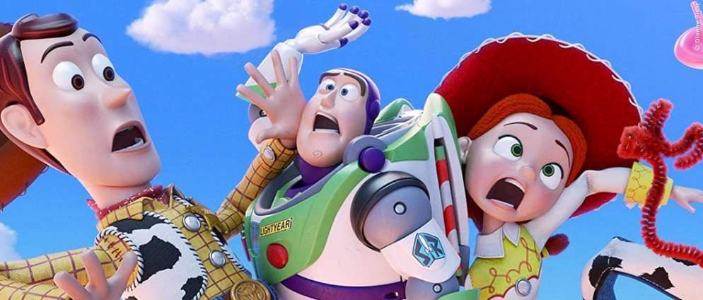 Toy Story 4 - Alles hört Auf Kein Kommando