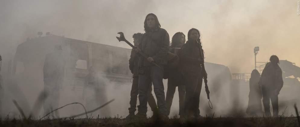The Walking Dead: Neue Teenager-Serie - 1. Trailer