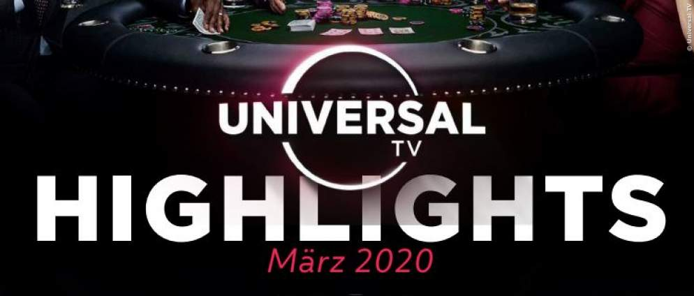 Neu ab März bei Universal TV