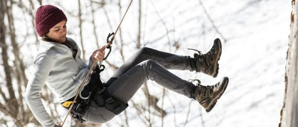 Wilder: Schweizer Thriller-Serie startet bei TVNOW