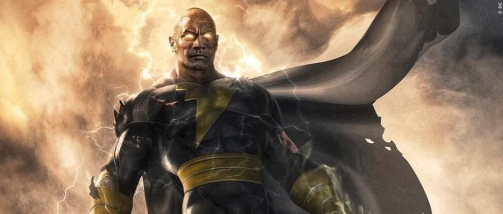 Black Adam: Neuer Bösewicht neben The Rock gefunden
