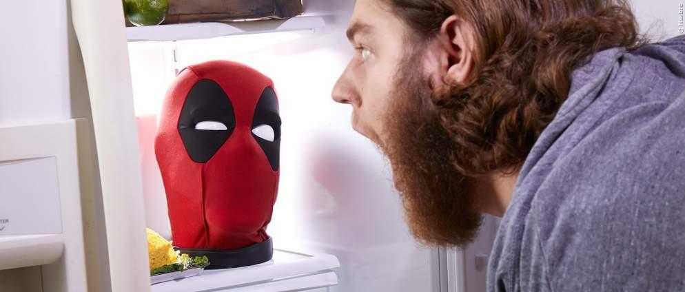 Deadpool: Interaktiver Kopf mit 600 Sounds