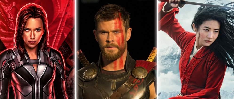 Disney gibt neue Kino-Starts nach Corona bekannt