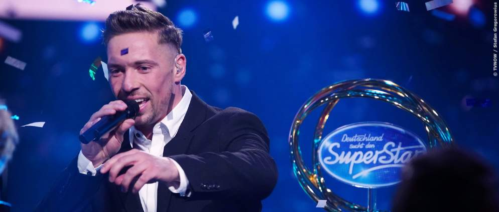 DSDS: Gewinner Ramon Roselly im Interview