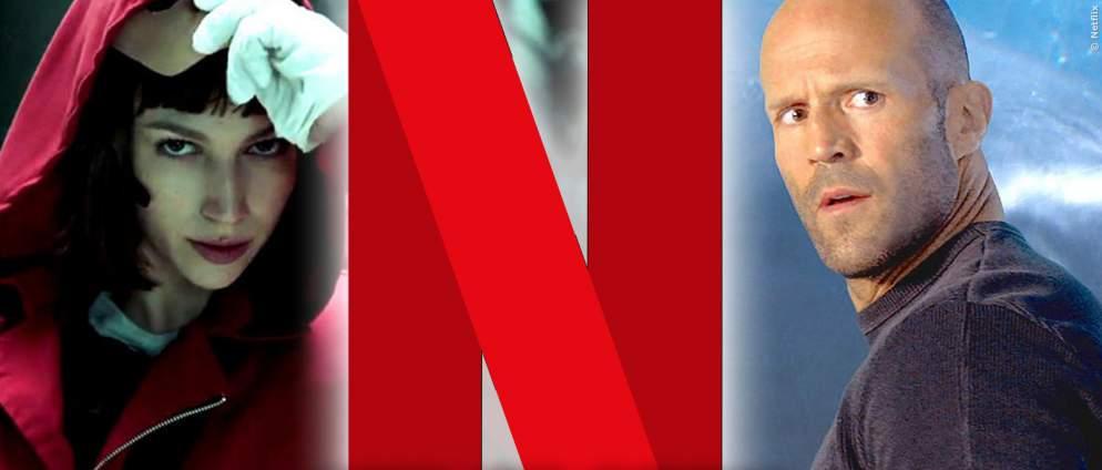 Netflix: Neue Filme und Serien im April 2020