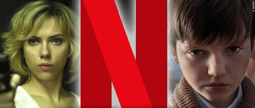 Neu auf Netflix im Oktober - Die Filme und Serien