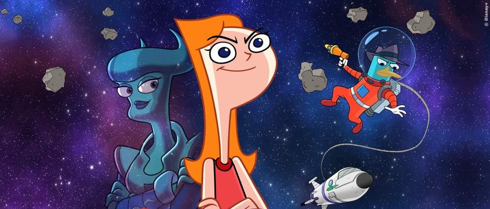 Phineas und Ferb: Disney+ zeigt exklusiven Film