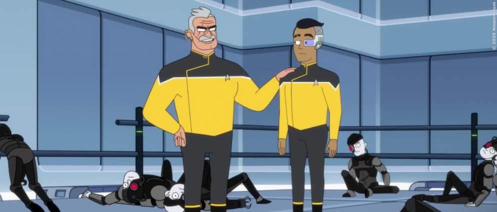 Star Trek - Lower Decks: Starttermin für Staffel 2