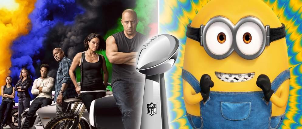 Super Bowl: Alle Trailer und Spots