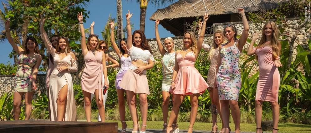 Temptation Island: Staffel 2 - die Single-Frauen