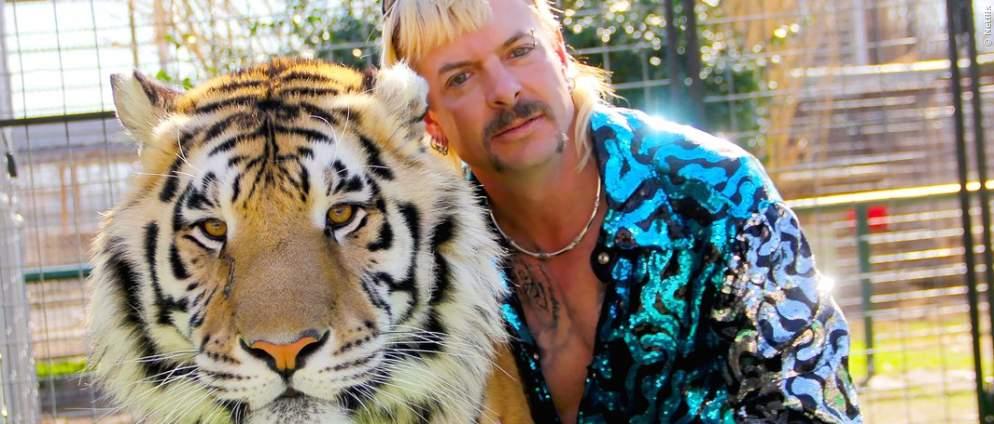 Tiger King - Großkatzen und ihre Raubtiere